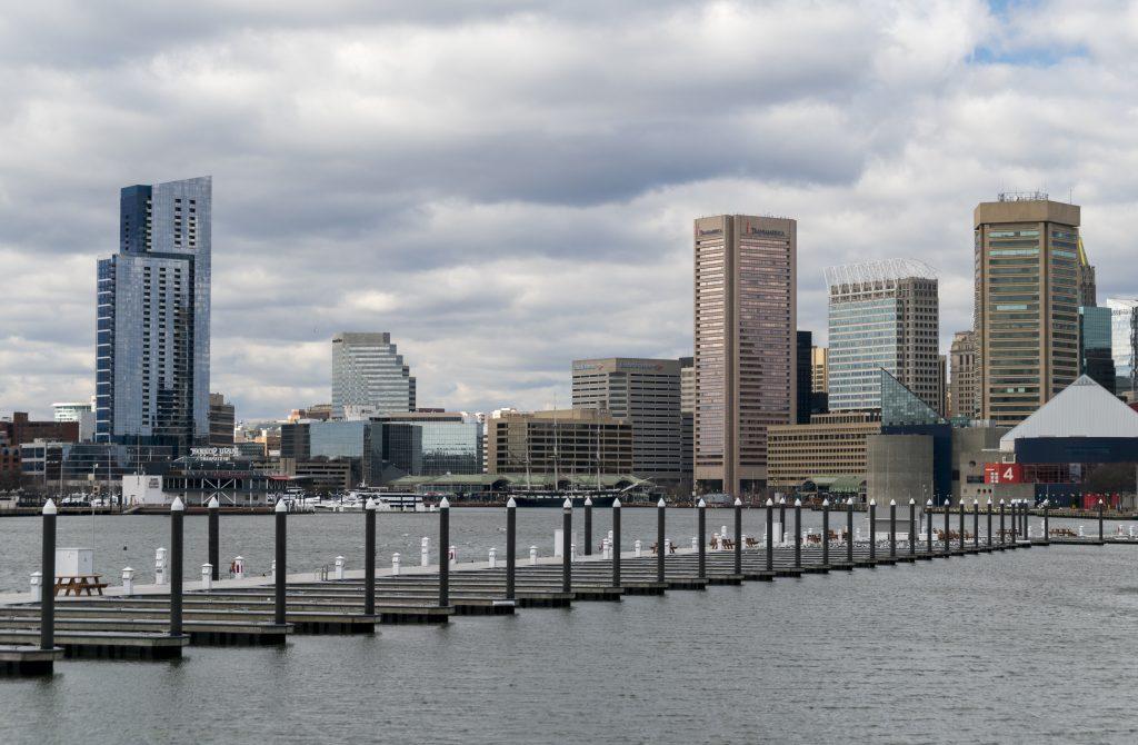 Baltimore, USA, Maryland